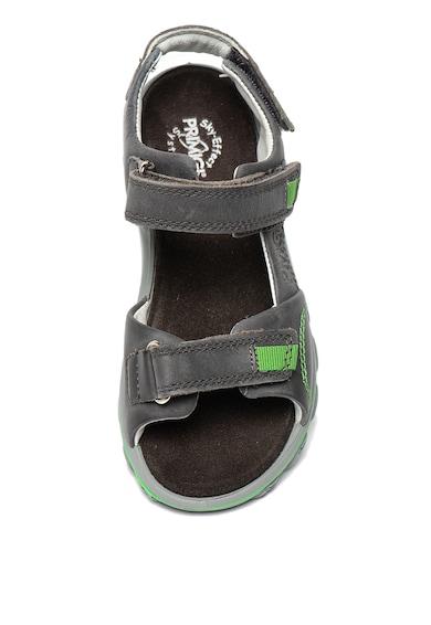 Primigi Sandale de piele cu inchidere cu velcro Baieti