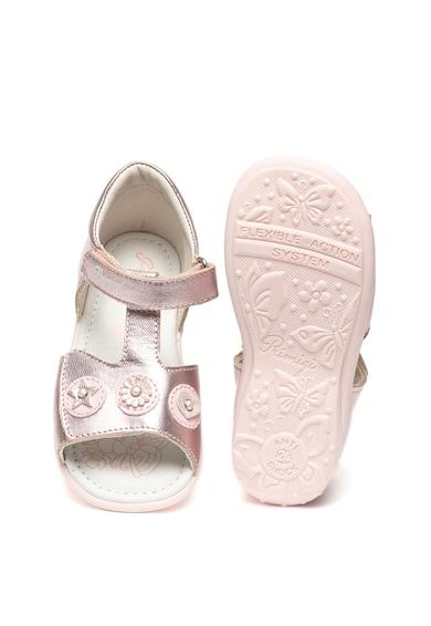 Primigi Sandale de piele cu velcro Fete