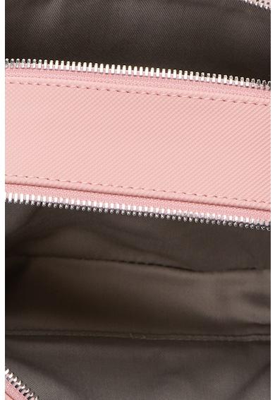 Lacoste Geanta de piele ecologica, cu bareta pentru umar Femei