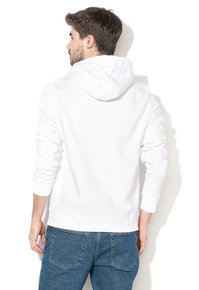 Cheap Monday Worth kapucnis pulóver polárbéléssel férfi