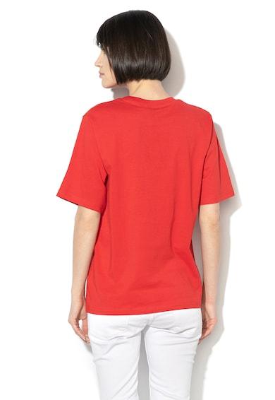Cheap Monday Tricou din bumbac organic, cu imprimeu logo Femei