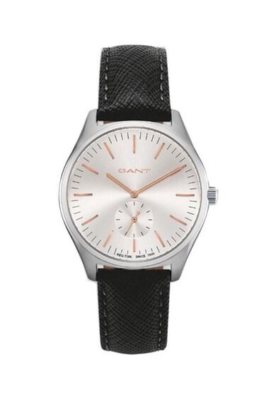 Gant Часовник с кожена каишка Мъже