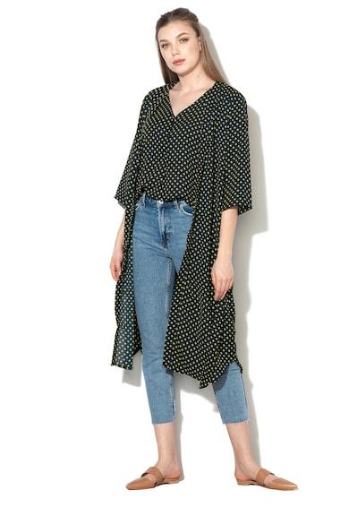JdY Kimono cu model Innes Femei