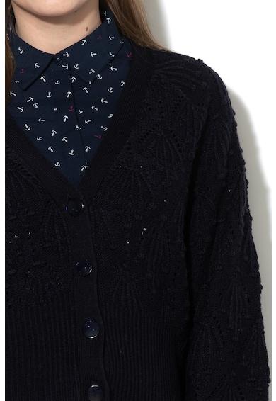 Vero Moda Cardigan din material tricotat, cu nasturi Rosetta Femei