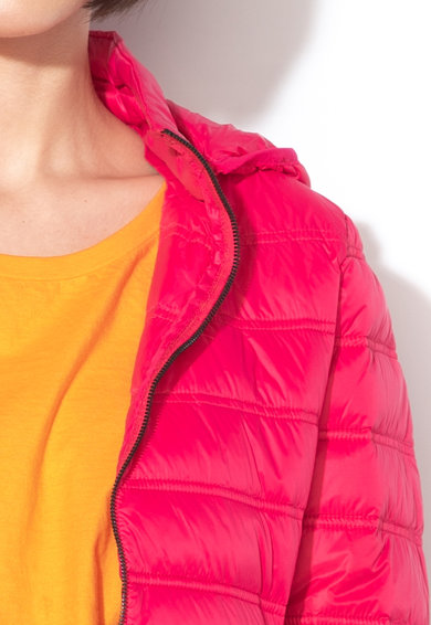 United Colors of Benetton Подплатено зимно яке с отделяща се качулка Жени
