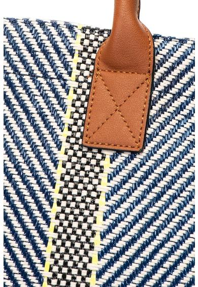 United Colors of Benetton Shopper táska kötött dizájnnal női