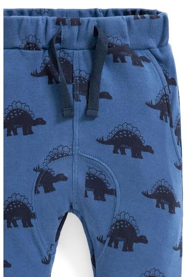 JoJo Maman Bebe Pantaloni sport cu model dinozaur Baieti