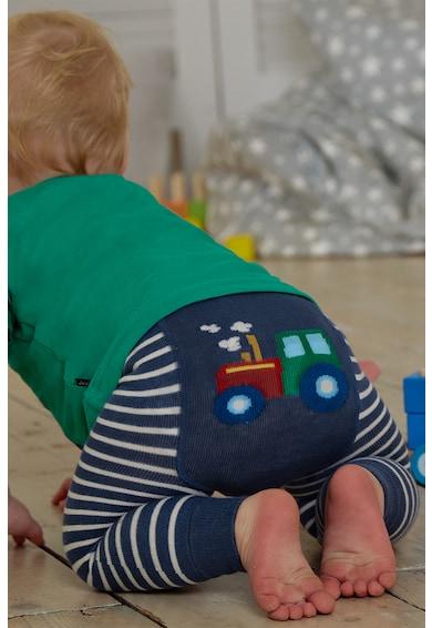 JoJo Maman Bebe Dres tricotat cu imprimeu Baieti