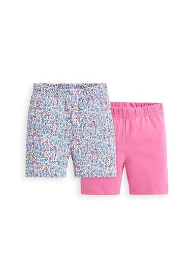 JoJo Maman Bebe Set de pantaloni scurti - 2 perechi Fete