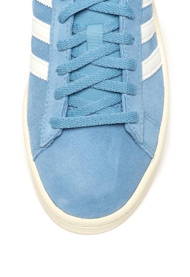 Adidas ORIGINALS Pantofi sport de piele intoarsa Campus Femei