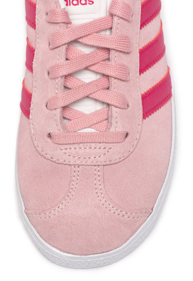 Adidas ORIGINALS Pantofi sport de piele intoarsa Gazelle J Fete