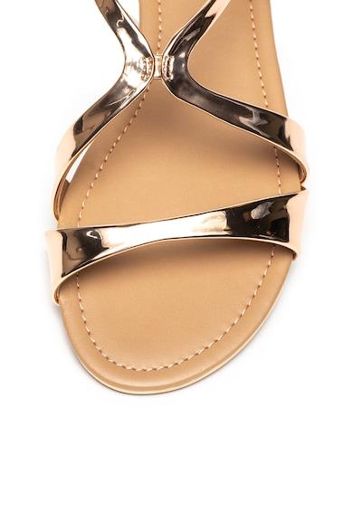Call It Spring Sandale de piele ecologica lacuita Agrulia Femei