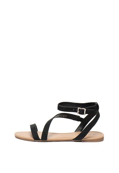 Call It Spring Sandale de piele ecologica, cu barete multiple Madona Femei