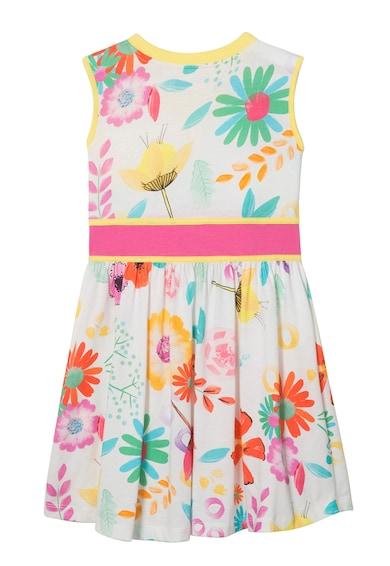 DESIGUAL Chicago virágmintás bővülő fazonú ruha Lány