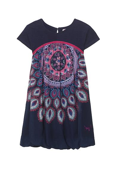 DESIGUAL A-vonalú ruha flitteres rátétekkel Lány