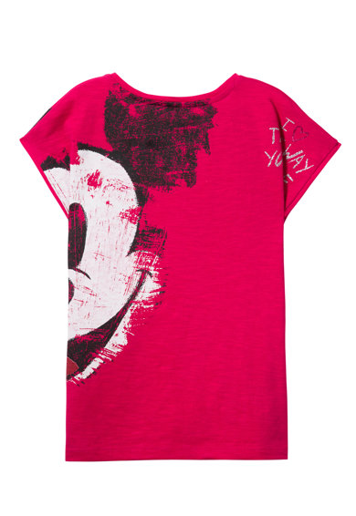 DESIGUAL Tricou cu imprimeu grafic Fete