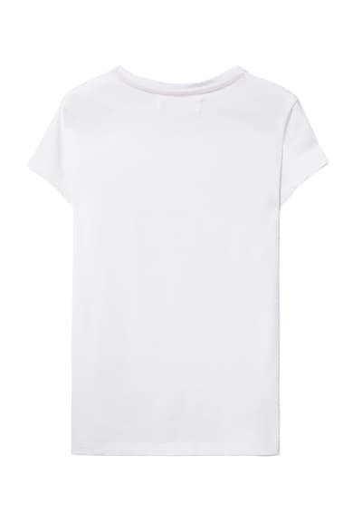 DESIGUAL Mintás póló Lány