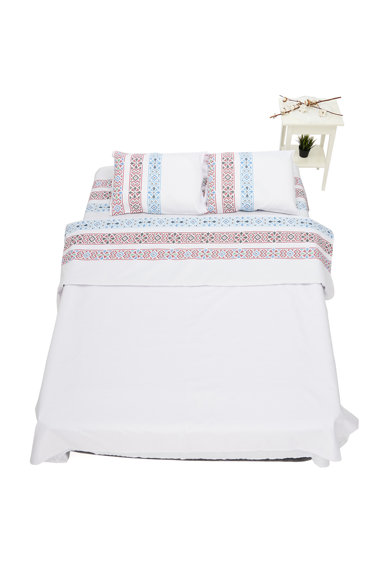 Heinner Home Lenjerie de pat pentru 2 persoane  100% bumbac, model traditional Femei