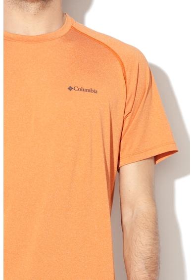 Columbia Tricou cu imprimeu logo, pentru drumetii Tuk Mountain™ Barbati