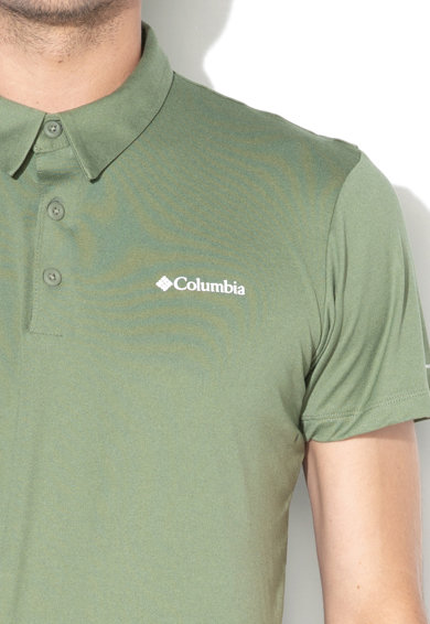 Columbia Tricou polo cu tehnologie Triple Omni-Wick Canyon™ Barbati