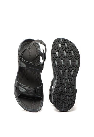 Columbia Sandale de piele ecologica, cu velcro WAYFINDER™ Barbati