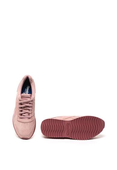 Reebok Classics Pantofi sport de piele intoarsa Royal Glide Femei