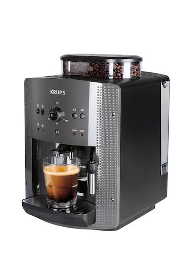 Krups Espressor automat  Espresseria Automatic 70, 1400W, 15 bar, 1.7 l, Gri Femei