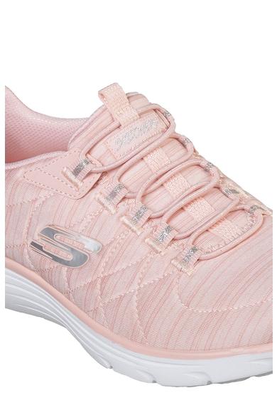 Skechers Pantofi sport cu dungi Empire D'lux Femei
