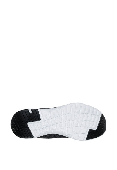 Skechers Pantofi sport din material usor, cu aspect tricotat Flex Appeal Femei