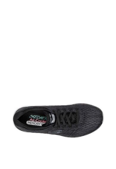 Skechers Flex Appeal 3.0 párnázott, könnyű sneaker női