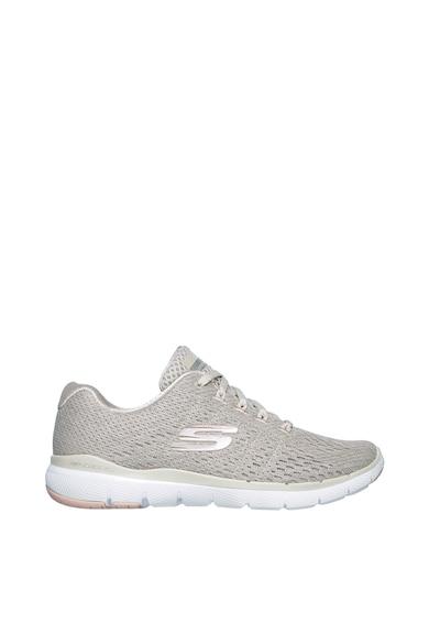 Skechers Pantofi sport usori din plasa Flex Appeal Femei