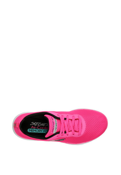 Skechers Pantofi sport din material textil First Insight Femei