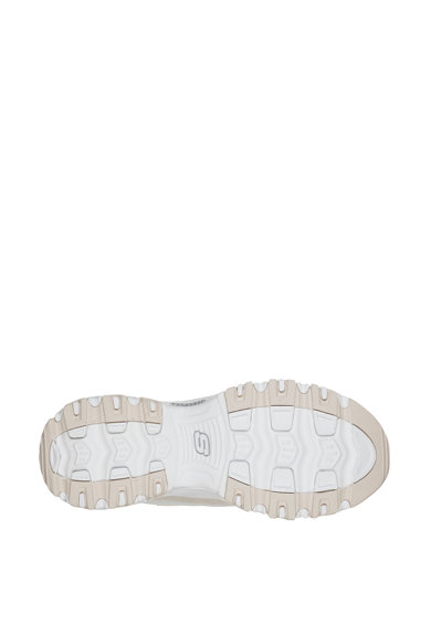 Skechers Pantofi sport cu garnituri de piele intoarsa D'Lites Sure Thing Femei