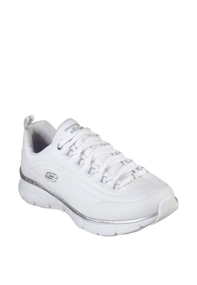 Skechers Кожени спортни обувки Synergy 3.0 Жени