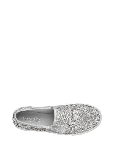 Skechers Goldie Flashow bebújós cipő strasszköves rátétekkel női
