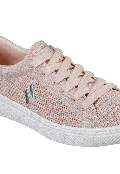 Skechers Спортни мрежести обувки Goldie-Diamond Dust Жени