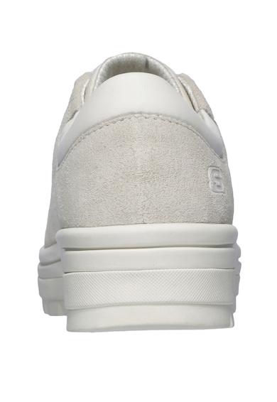 Skechers Велурени спортни обувки Back Again Жени