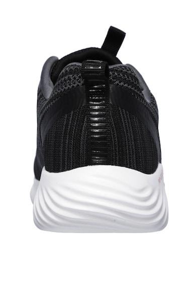 Skechers Bounder könnyű súlyú kötött párnázott sneaker férfi