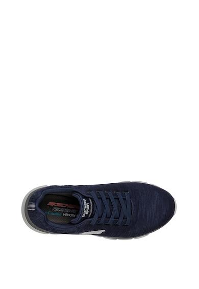 Skechers Спортни обувки Flex 3.0 Strongkeep без закопчаване Мъже