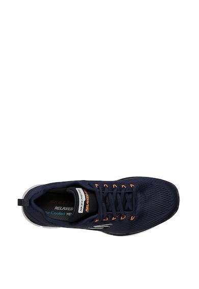 Skechers Pantofi sport de plasa cu logo Equalizer 3.0 Barbati
