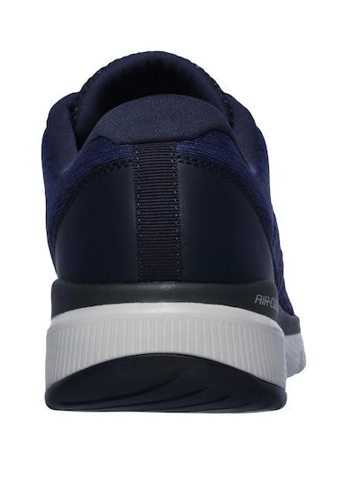 Skechers Pantofi sport cu insertii de piele ecologica Flex Advantage Barbati