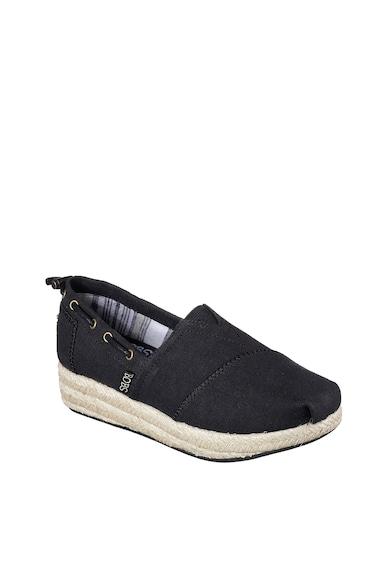 Skechers Pantofi loafer wedge Set Sail Femei