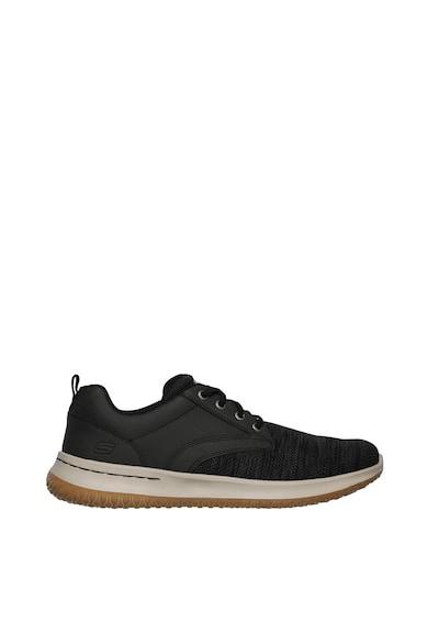 Skechers Кожени обувки Delson Fonzo Мъже