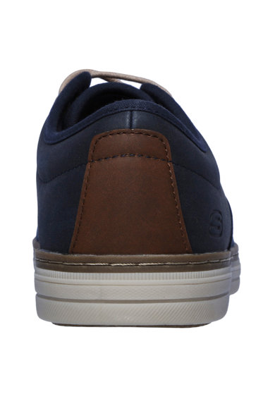 Skechers Pantofi cu aspect de denim Hestonc Barbati
