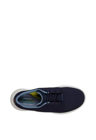 Skechers Relsen-Brolin kötött hálós anyagú sneaker férfi