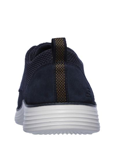 Skechers Pantofi cu aspect tricotat Menic Barbati