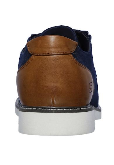 Skechers Pantofi derby din denim Wilcom Barbati
