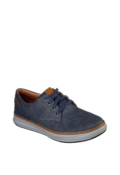 Skechers Pantofi casual din denim Moreno Barbati