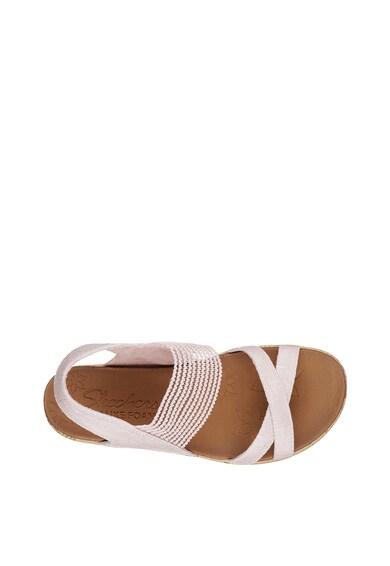 Skechers Sandale wedge Beverlee High Tea Femei