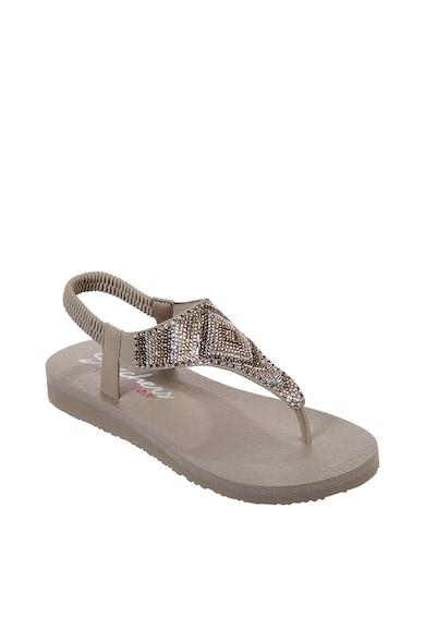 Skechers Sandale cu bareta separatoare Gipsy Glam Femei